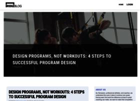 blog.bridgeathletic.com