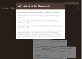 blog.brown-tedstrom.com