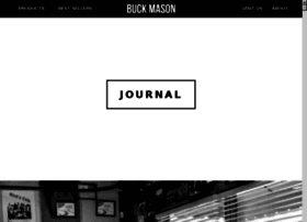 blog.buckmason.com