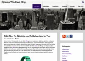 blog.buerstinghaus.net