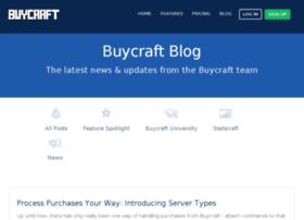 blog.buycraft.net