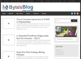 blog.bytedevelopers.com