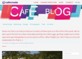 blog.cafecreate.com
