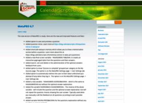 blog.calendarscripts.info