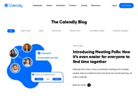 blog.calendly.com