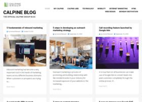blog.calpinetech.com