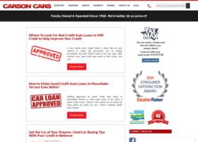 blog.carsoncars.net
