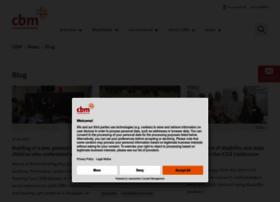 blog.cbm.org