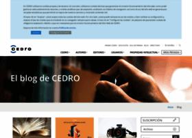 blog.cedro.org