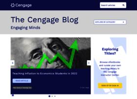 blog.cengage.com