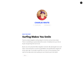 blog.charliewaite.me