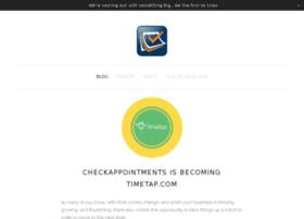 blog.checkappointments.com