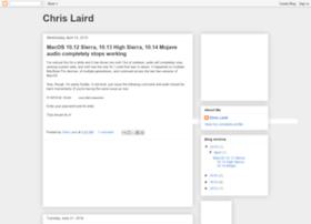 blog.chlaird.com