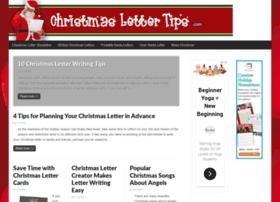 blog.christmaslettertips.com