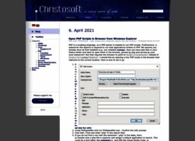 blog.christosoft.de