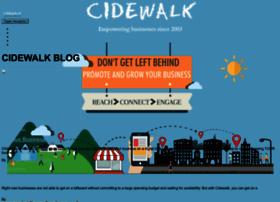 blog.cidewalk.com