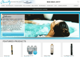 blog.claritywaterproducts.com