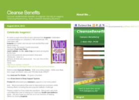 blog.cleansebenefits.com