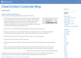 blog.clearcontext.com