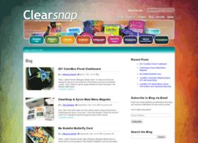 blog.clearsnap.com