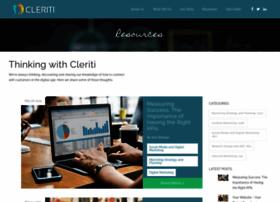 blog.cleriti.com