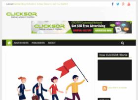 blog.clicksor.com