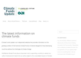 blog.climatefundsupdate.org