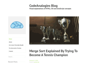 blog.codeanalogies.com