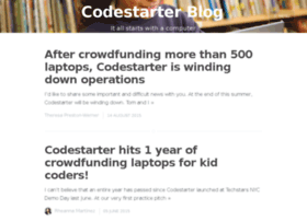 blog.codestarter.org