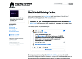 blog.codinghorror.com