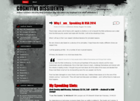 blog.cognitivedissidents.com