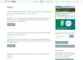 blog.commongoodvt.org
