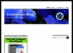 blog.contextures.com