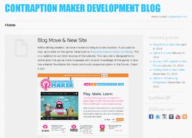 blog.contraptionmaker.com