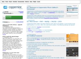 blog.coppermine-gallery.net