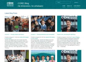 blog.core-ed.org