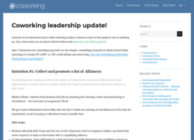 blog.coworking.com