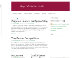 blog.craftsforum.co.uk
