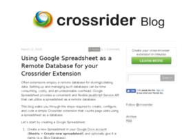blog.crossrider.com