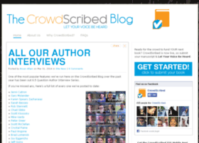 blog.crowdscribed.com