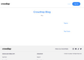 blog.crowdtap.com