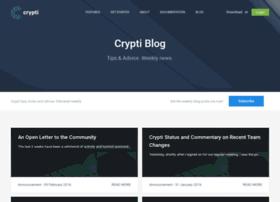 blog.crypti.me