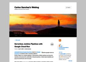 blog.csanchez.org