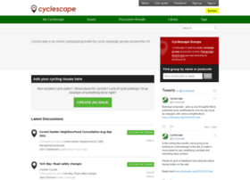 blog.cyclescape.net