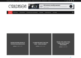 blog.cyrildason.com