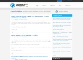 blog.d2soft.com