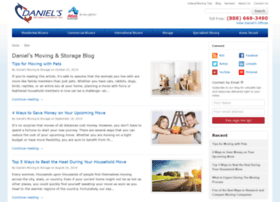 blog.danielsmoving.com