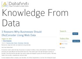 blog.datafiniti.net