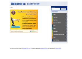 blog.dausos.com