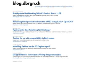 blog.dbrgn.ch